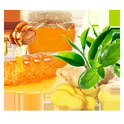 Green Tea Ginger & Honey